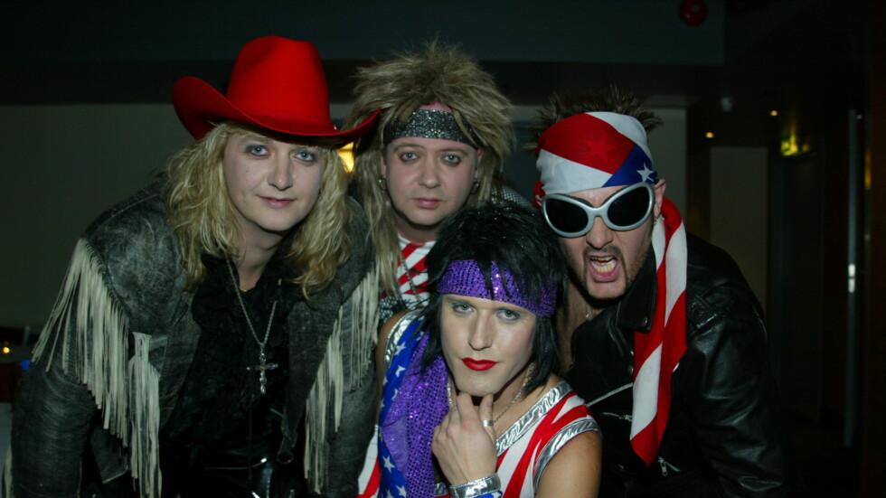 SUKSESS: Wig Wam opplevde å bli stjerner etter de vant Melodi Grand Prix i Oslo Spektrum i 2005. Nå er eventyret over. Foto: Wig Wam