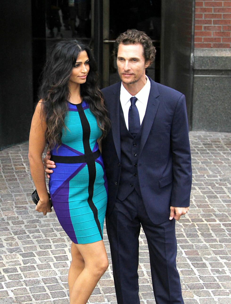 MISTET LYSTEN: Camilla Alves var ikke lenger tiltrukket av ektemannen under hans fysiske transformasjon. Foto: All Over Press