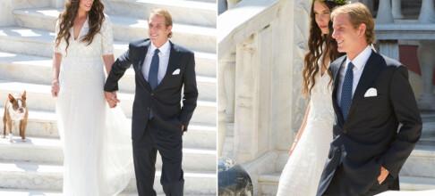 Nytt bryllup i fyrstefamilien
