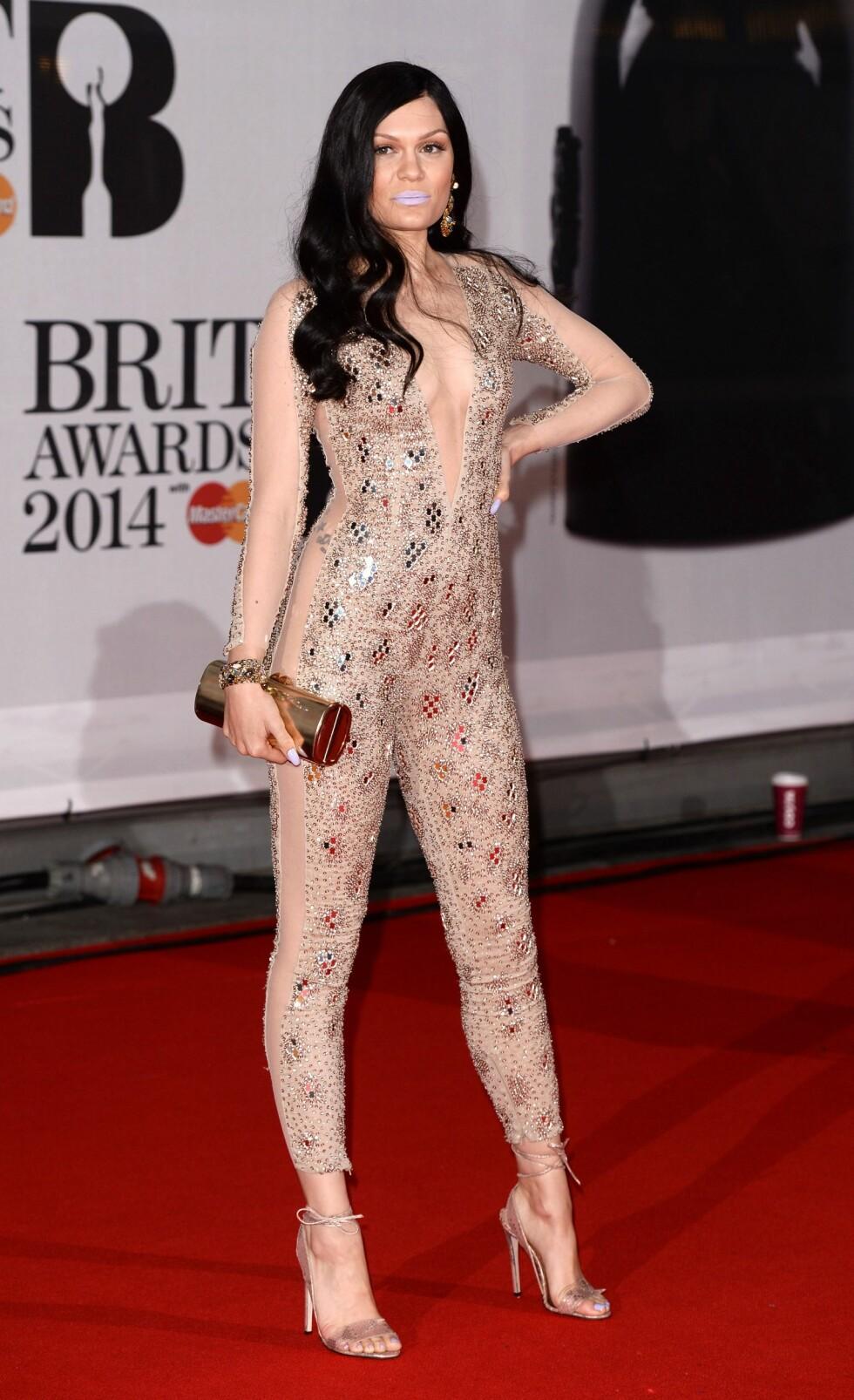Artisten og låtskriveren Jessie J (25). Foto: REX/David Fisher/All Over Press