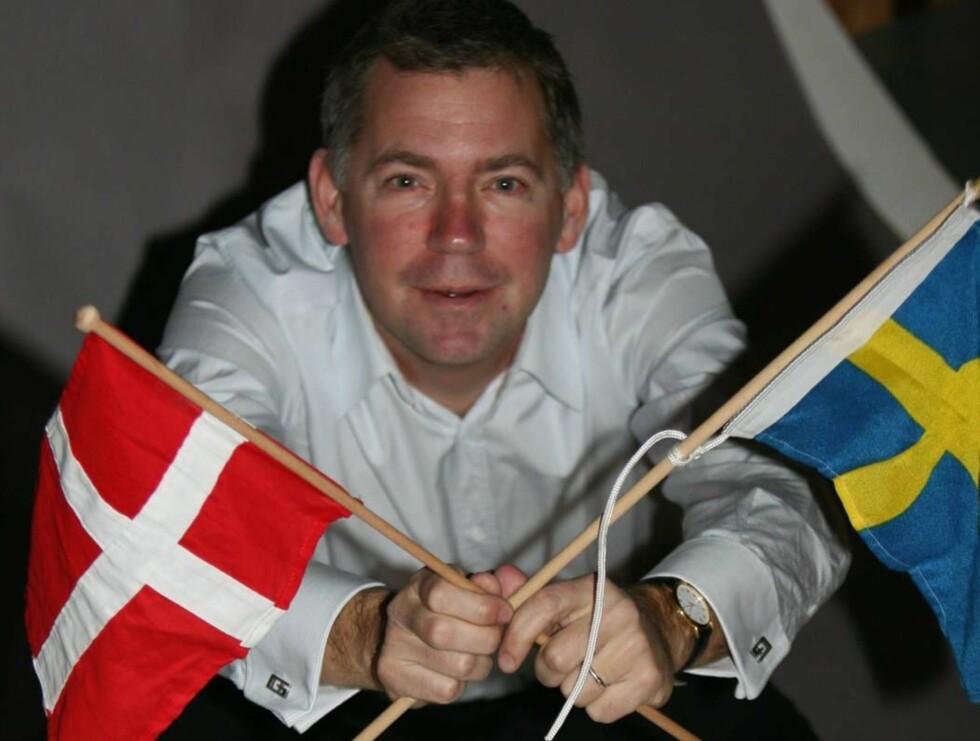 OVERDOMMER: Erik Valebrokk er reisejournalist i Se og Hør, og selvutnevnt dommer i konkurransen.