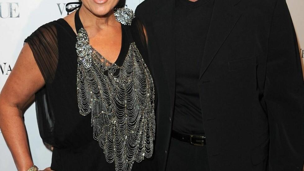 SEPARERT: Kris Jenner og ektemannen Bruce Jenner, som giftet seg i 1991, har nå gått hver til sitt.  Foto: All Over Press