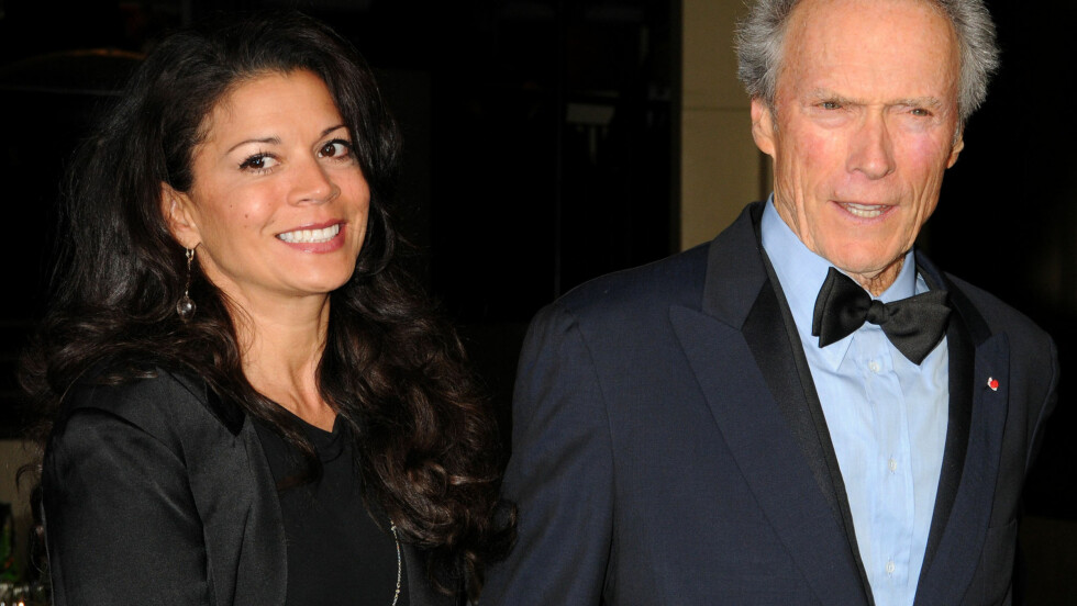 SKILLES: To måneder etter at Clint Eastwoods kone Dina bekreftet at de hadde flyttet fra hverandre, har hun levert inn skilsmissepapirene. Foto: Fame Flynet