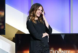 Julia Roberts benekter at hun er gravid