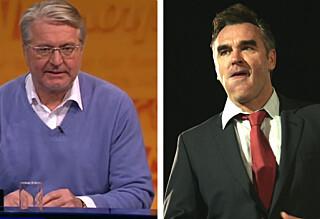 - Jeg vil ikke ta imot Morrissey