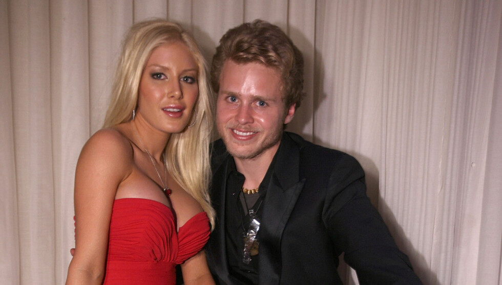 LÅST INNE: Heidi Montag og Spencer Pratt befinner seg for tiden i Big Brother-huset, og har ikke tilgang til sine egne telefoner. Foto: All Over Press