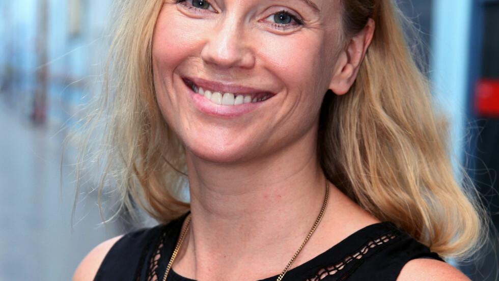 DRAMATISK: Det er ikke bare i TV-serien Broen at Sofia Helin opplever dramatikk som politietterforsker Saga Norén. Under innspillingen av første sesong i 2010 opplevde hun selv dramatikk på privaten. Foto: Stella Pictures