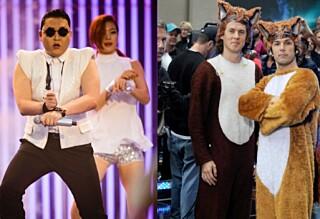 - Jeg elsker «The Fox»