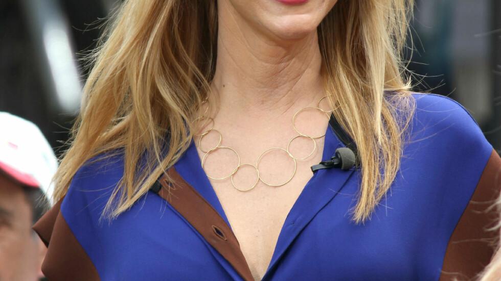 OPERERT: Lisa Kudrow hevder neseoperasjonen som 16-åring forandret livet hennes til det bedre.  Foto: FameFlynet