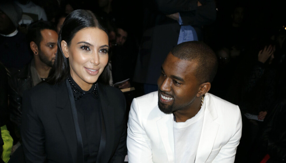 TREDJE EKTESKAP: Kanye West blir realitystjernens tredje ektemann. Foto: FameFlynet