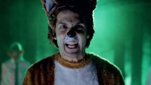 131 MILLIONER: Ylvis' Billboard-hit The Fox har hatt over 130 millioner visninger på YouTube, og nå vil «Alle» kle seg ut som rev i USA under Halloween. Foto: TVNorge