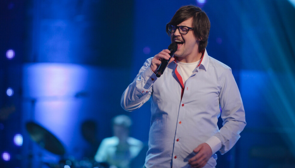 VANT THE VOICE: Martin Halla tjente 321.964 kroner året han vant The Voice. Foto: TV 2