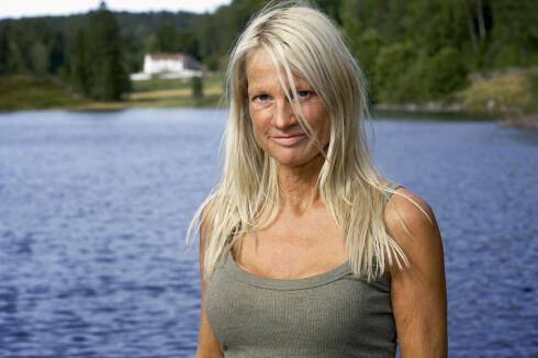 TØFF KAMP: Marita Wennevold Hollen er med i årets «Farmen» på TV 2, og håper at hun kan stikke av med seieren i realityprogrammet. Foto: Alex Iversen/TV 2