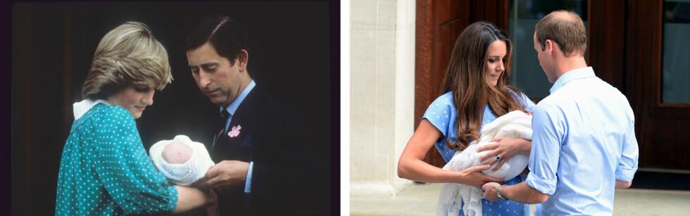 MANGE BUDSKAP: Prinsesse Diana hadde mange hilsner til sin sønn, som hun spilte inn før sin død.