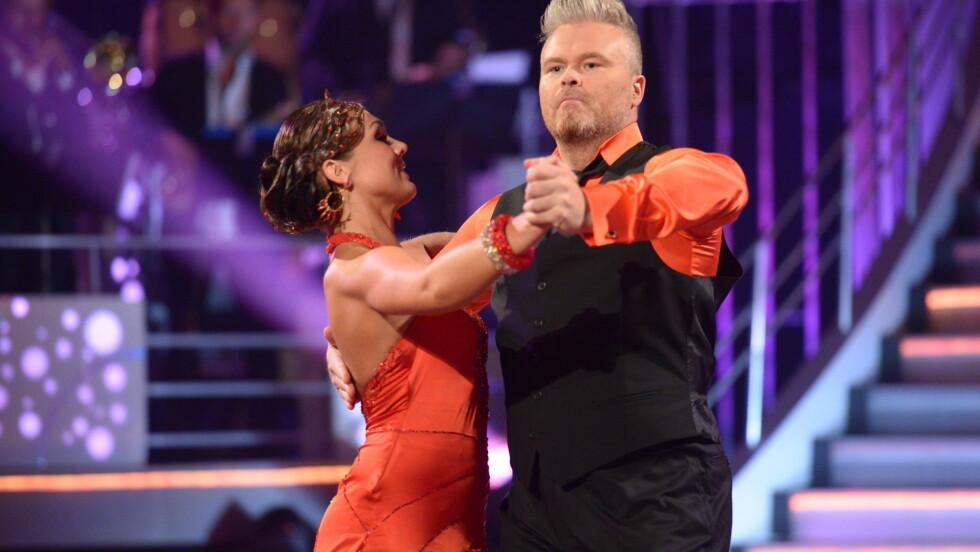 """TRAKK SEG: Alexander valgte å trekke seg fra """"Skal vi danse"""" etter at han ble utbrent. Foto: Stella Pictures"""