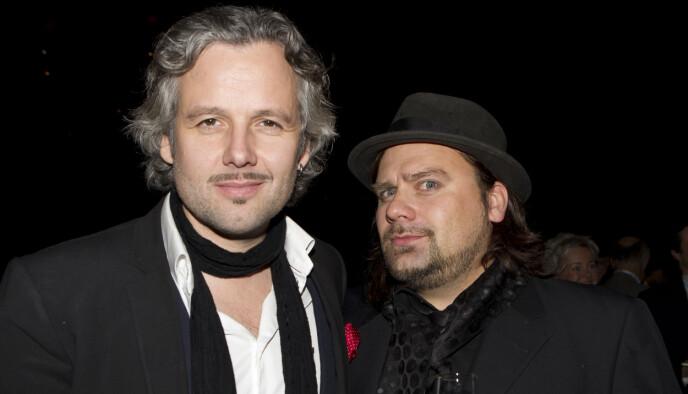 NÆRE VENNER: Per Heimly og avdøde Ari Behn var gode venner i flere år. Foto: Roger Fosaas
