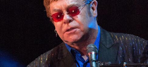 Syk Elton John må avlyse sommerturné