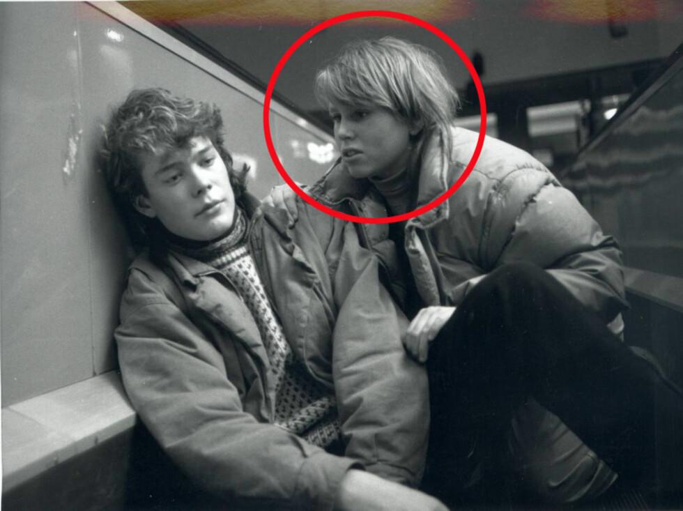 PROFFEN: Tommy Karlsen og Håvard Bakke ble rikskjendiser gjennom de tre «Pelle og Proffen»-filmene på begynnelsen av 90-tallet.
