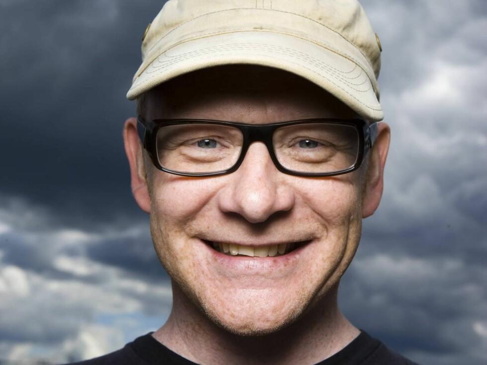 GLEDER SEG: Olav Viksmo-Slettan gleder seg veldig til å ta fatt på oppgaven som MGP-kommentator.  Foto: SCANPIX