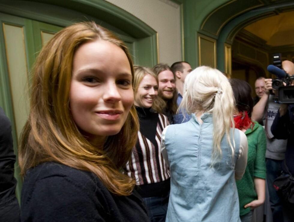 """KLATRER: Marit Larsen gjør det stort i Tyskland om dagen. Singelen """"I f A Song Could Get Me You"""" klatret fra en 13. til tredjeplass på de tyske hitlistene mandag.  Foto: SCANPIX"""