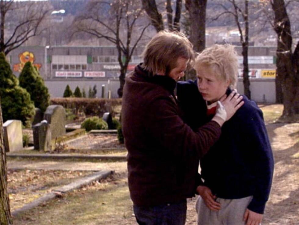 SAVN: Filmen tar opp alvorlige temaer som savn, kjærlighet og menneskelig utilstrekkelighet.