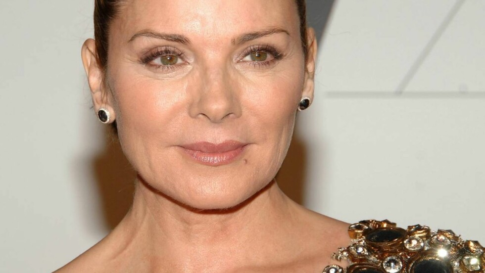 52 ÅR: Kim Cattrall er 52 år og fortsatt blant de heteste damene i Hollywood.  Foto: All Over Press