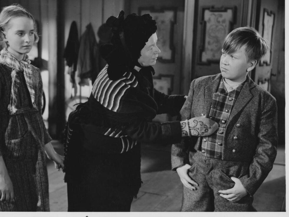TIDLIG DEBUT: Harald var sønn av skuespilleren Harald Heide-Steen, og filmdebuterte så tidlig som i 1951 i filmen �Storfolk og småfolk�. Da var han 12 år gammel.