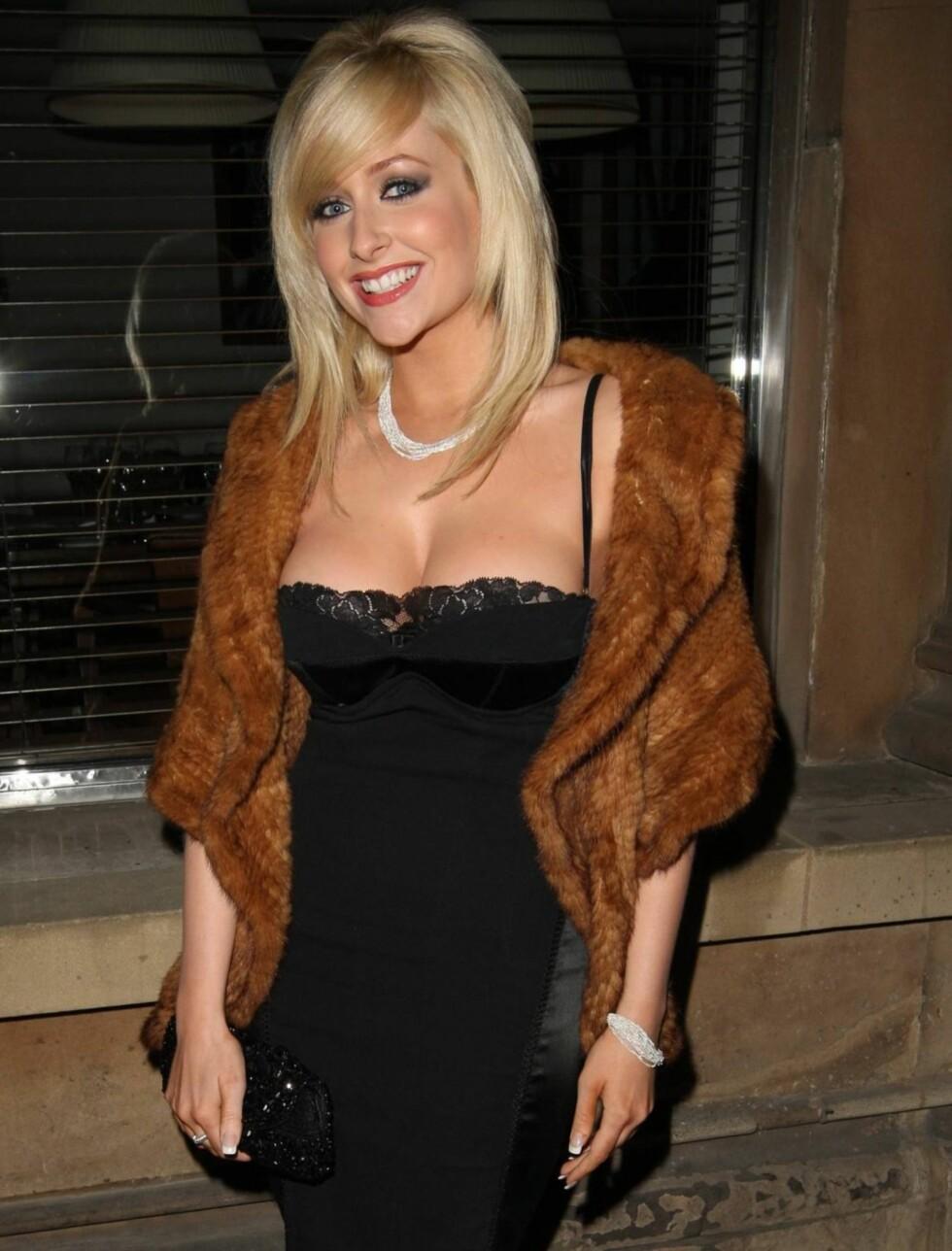 "10. PLASS: ""Hollywoaks""-stjernen Gemma Merna havnet på tiendeplass.  Foto: All Over Press"