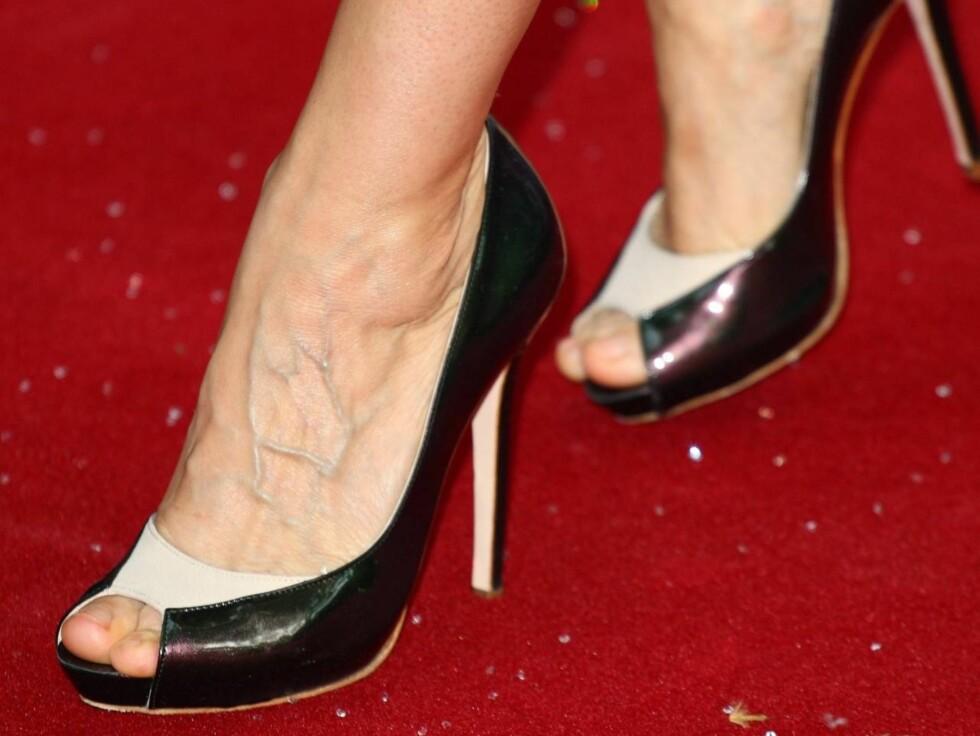"""TRENDSETTER: Sarah Jessica Parker """"Carrie"""" gjorde Mahnolo Blahnik til et av verdens mest etterspurte skomerker.  Foto: All Over Press"""