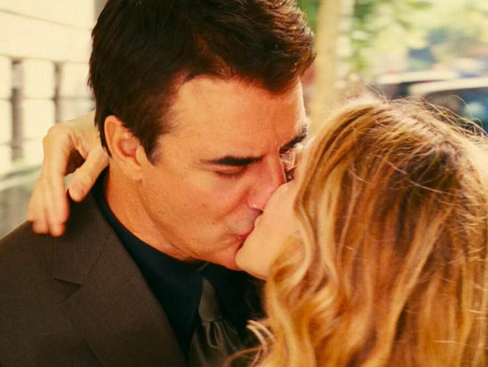 BLIR DET DE? : Får Carrie sin Mr. Big tilslutt? Foto: All Over Press