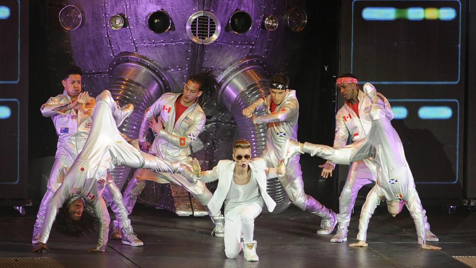 AVLYSER KONSERT: Popstjernen avlyser nå en av to konserter i Portugal etter en hektisk uke i London. Foto: Stella Pictures