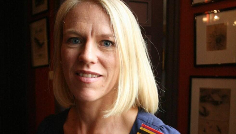 <strong>MØTER MOTBØR:</strong> Kulturminister Anniken Huitfeldet sier hun ikke ønsker å detaljstyre teatrene, slik flere teatersjefer frykter. Foto: Seher.no/Anders Myhren