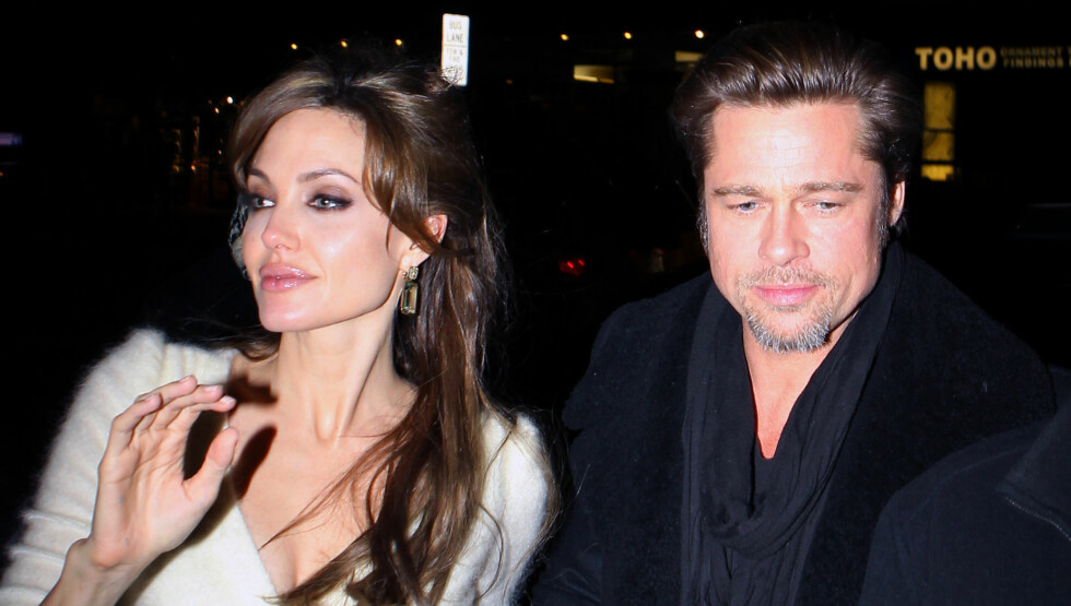 STORE SUMMER: Bryllupsbildene av Brad Pitt og Angelina Jolie er anslått til å selges for flere titalls millioner kroner når paret gifter seg på sitt franske slott senere i år. Foto: Stella Pictures