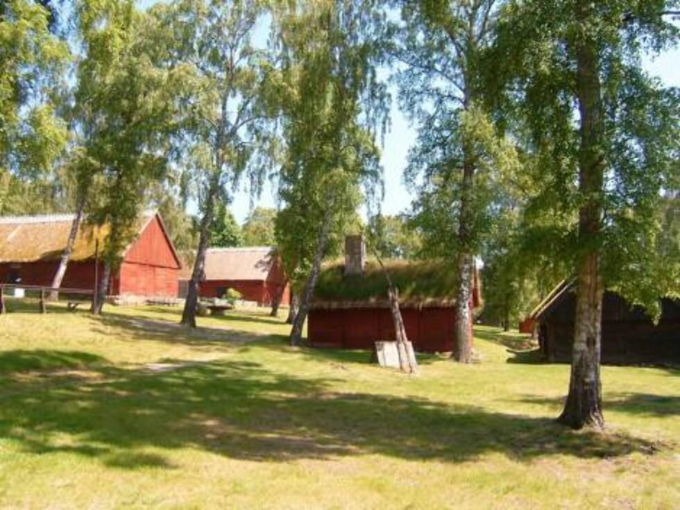 Halland Halmstad Hallandsgården, Galgberget Foto: Erik Valebrokk