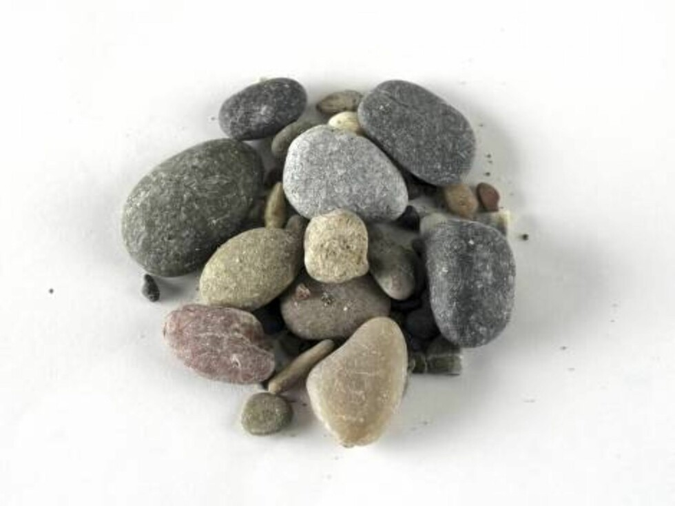Sandpr¿ver fra strender p#0152 Rhodos.