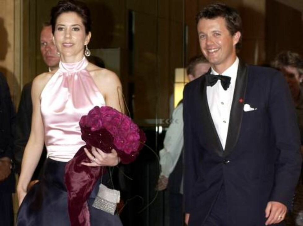 <strong>Code:</strong> UKXXX8 - 6877-JP, SYDNEY, AUSTRALIA, 02.03.2005: CROWN PRINCE FREDERIK & CROWN PRINCESS MARY OF DENMARK ATTEND A RED CROSS 90TH .ANNIVERSARY GALA EVENT AT THE WESTIN HOTEL IN SYDNEY, DURING THIER TWO WEEK VISIT TO AUSTRALIA. All Over Press / UK Pre Foto: All Over Press