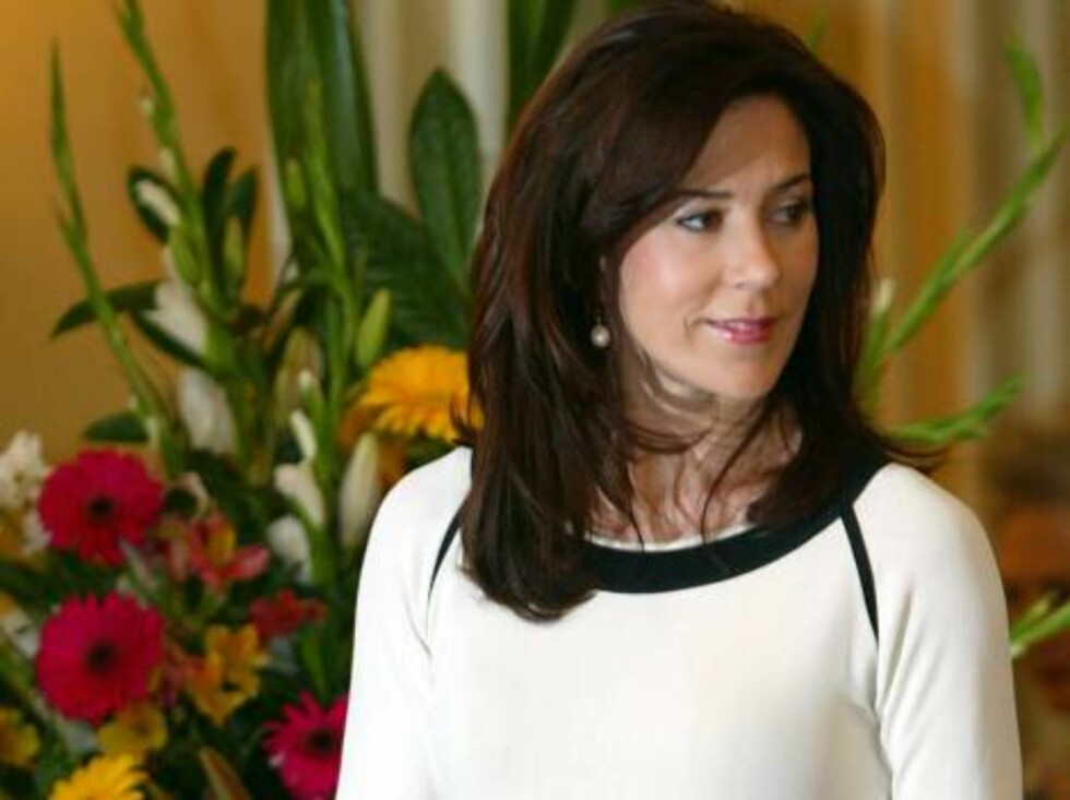 Princess Mary of Denmark arrives for a press conference at Government House in Tasmania, Australia, Friday, March 11, 2005.  Princess Mary has strong ties to Tasmania, growing up in Hobart where she was born in 1972. The Royal couple are on the last day o Foto: AP