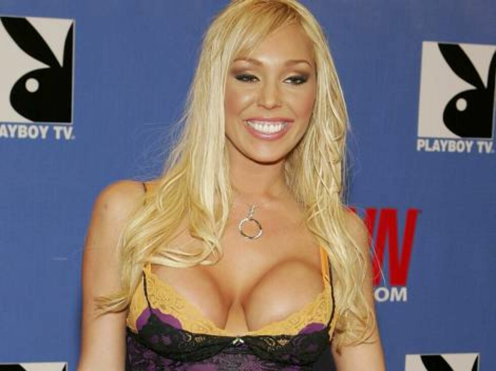 LAS VEGAS - JANUARY 07:  Adult film actress Mary Carey arrives at the Adult Video News Awards Show at the Venetian Resort Hotel and Casino January 7, 2006 in Las Vegas, Nevada.  (Photo by Ethan Miller/Getty Images) *** Local Caption *** Mary Carey Foto: All Over Press