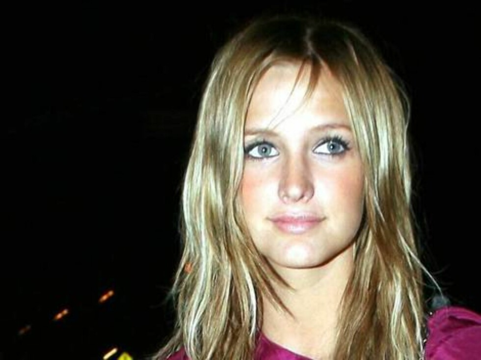 Ashlee Simpson arriving at club Hyde. August 20, 2006 X17agency exclusive Foto: All Over Press