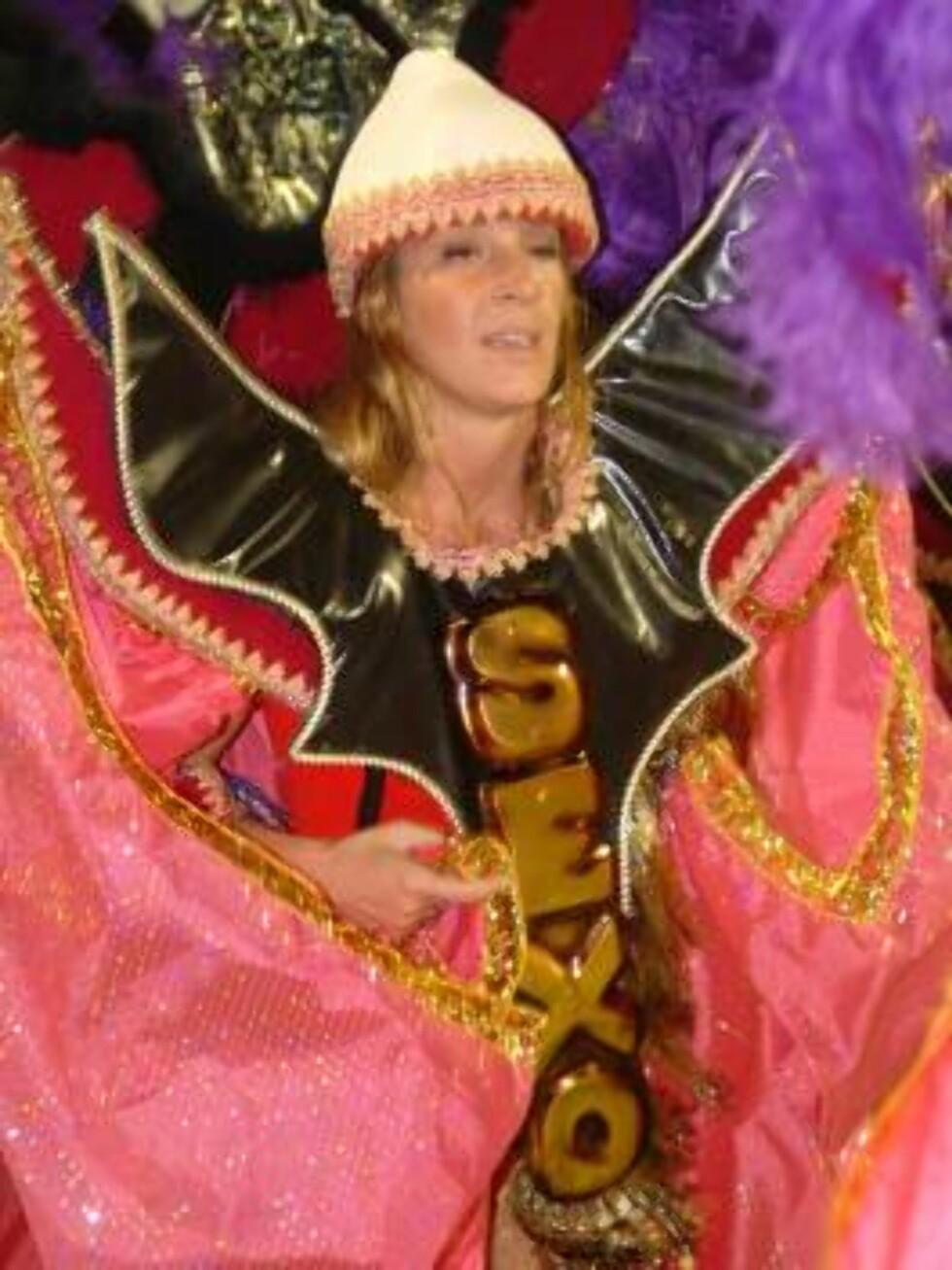 20070218: RIO DE JANEIRO, BRAZIL:   Carnival Parades 2007 in Rio de Janeiro Sambodromo.   PHOTO: BRAINPIX Code: 4027  COPYRIGHT STELLA  PICTURES Foto: Stella Pictures