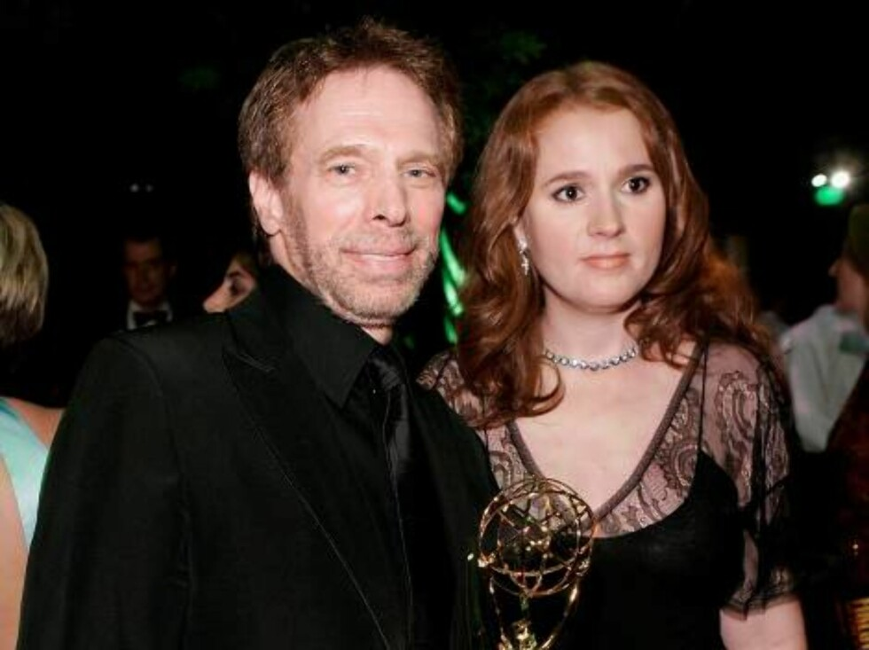 LOS ANGELES - AUGUST 27:  Jerry Bruckheimer holds an emmy during the Governor's Ball after the 58th Annual Primetime Emmy Awards at the Shrine Auditorium on August 27, 2006 in Los Angeles, California.  (Photo by Vince Bucci/Getty Images) *** Local Caption Foto: All Over Press