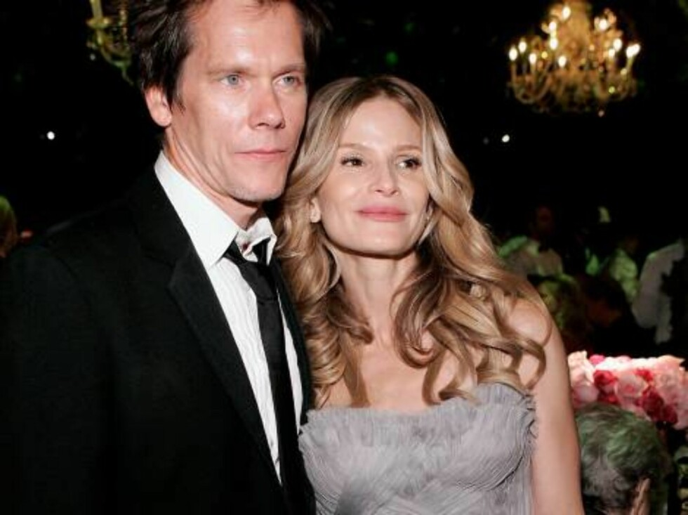 LOS ANGELES - AUGUST 27:  Actors Kevin Bacon and Kyra Sedgwick attends the Governor's Ball after the 58th Annual Primetime Emmy Awards at the Shrine Auditorium on August 27, 2006 in Los Angeles, California.  (Photo by Vince Bucci/Getty Images) *** Local C Foto: All Over Press