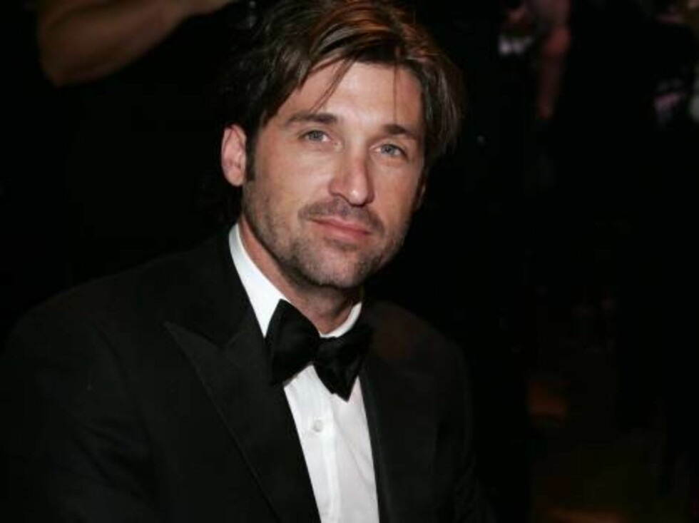 LOS ANGELES - AUGUST 27:  Actor Patrick Dempsey attends the Governor's Ball after the 58th Annual Primetime Emmy Awards at the Shrine Auditorium on August 27, 2006 in Los Angeles, California.  (Photo by Vince Bucci/Getty Images) *** Local Caption *** Patr Foto: All Over Press
