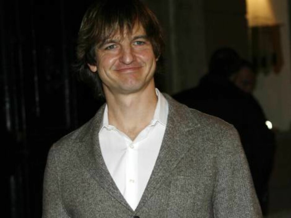 U.S. actor William Mapother, cousin of actor Tom Cruise arrives at a restaurant for dinner with Cruise and his fiancee U.S. actress Katie Holmes in Rome, Thursday Nov. 16, 2006. (AP Photo/Gregorio Borgia) Foto: AP