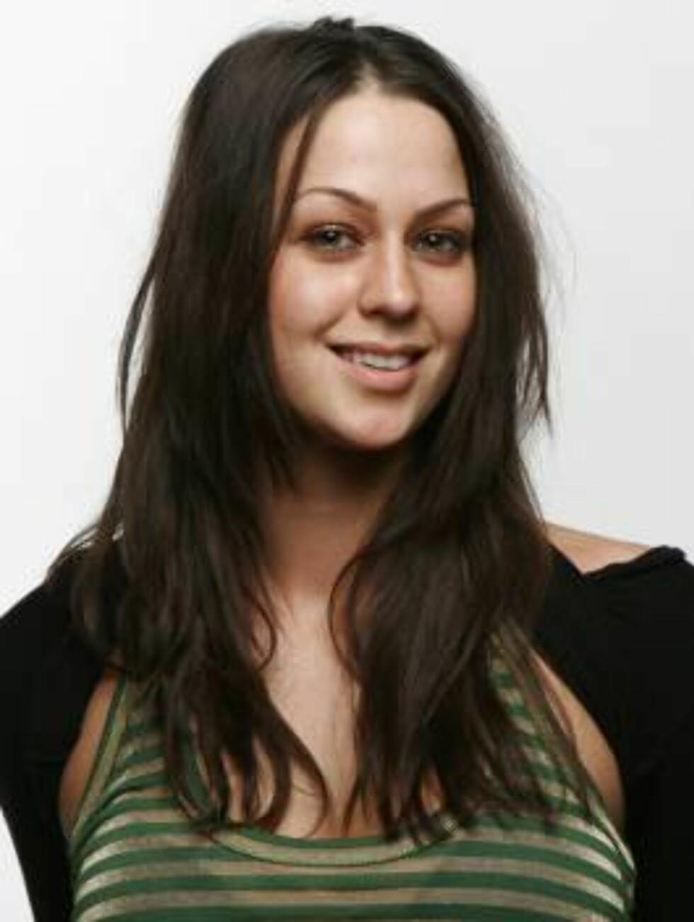 MICHELLE JEANINE PURVIS (21): Fra Frogner i Oslo. Danser jazz. Foto: TVNorge