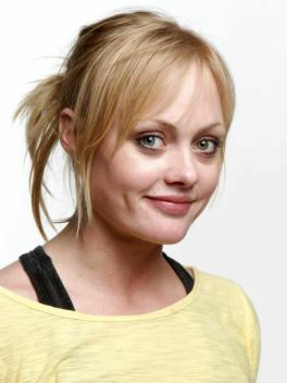 ELLEN DYBVIK (25): Fra Gamlebyen i Oslo. Danser show, jazz og klassisk ballett. Foto: TVNorge