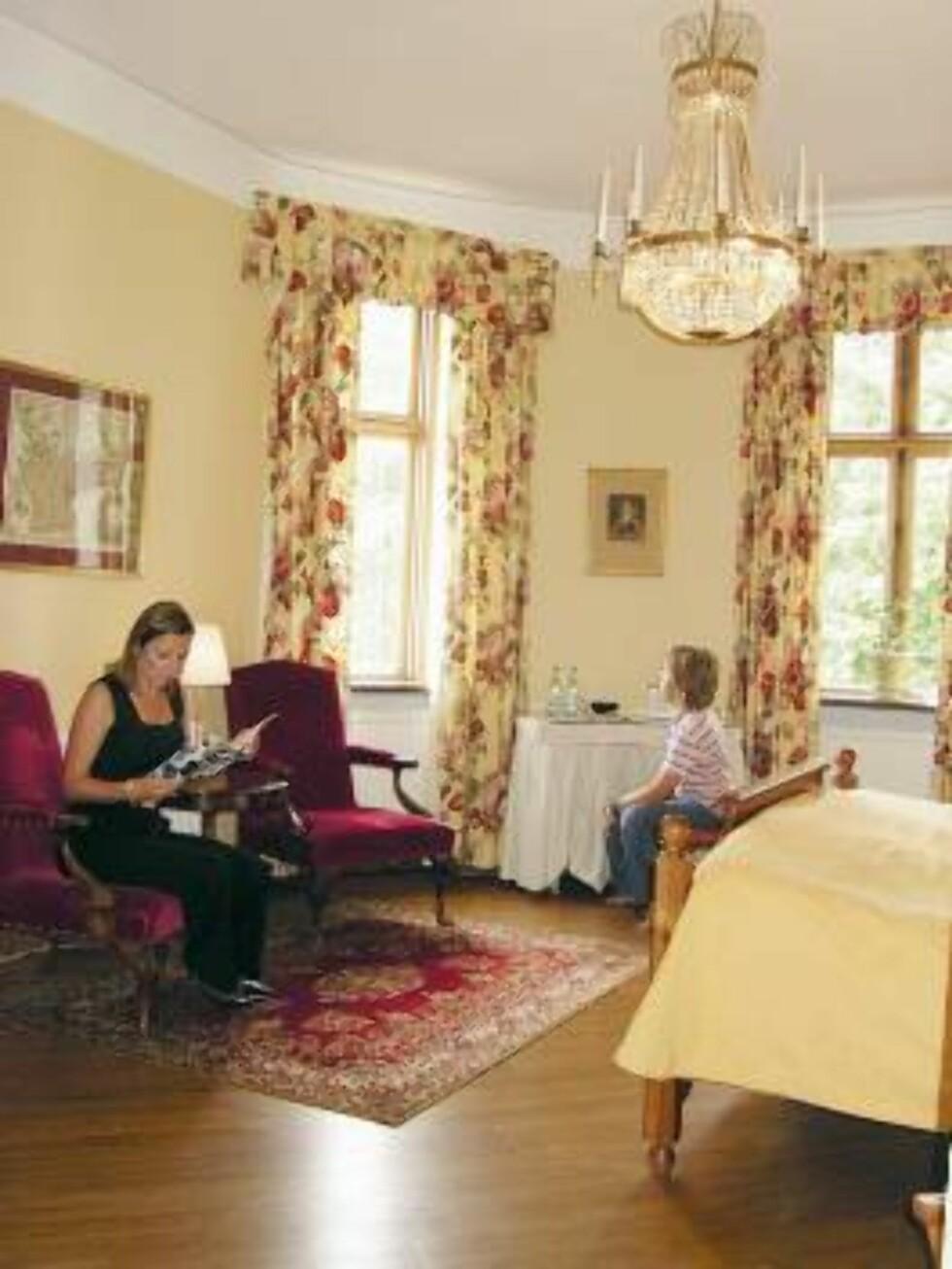 slottsferie i sverige slottsferie i sverige Häckeberga slott, skåne FOTO: Erling Skaget