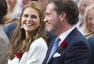 Ble gravid på bryllupsreisen?