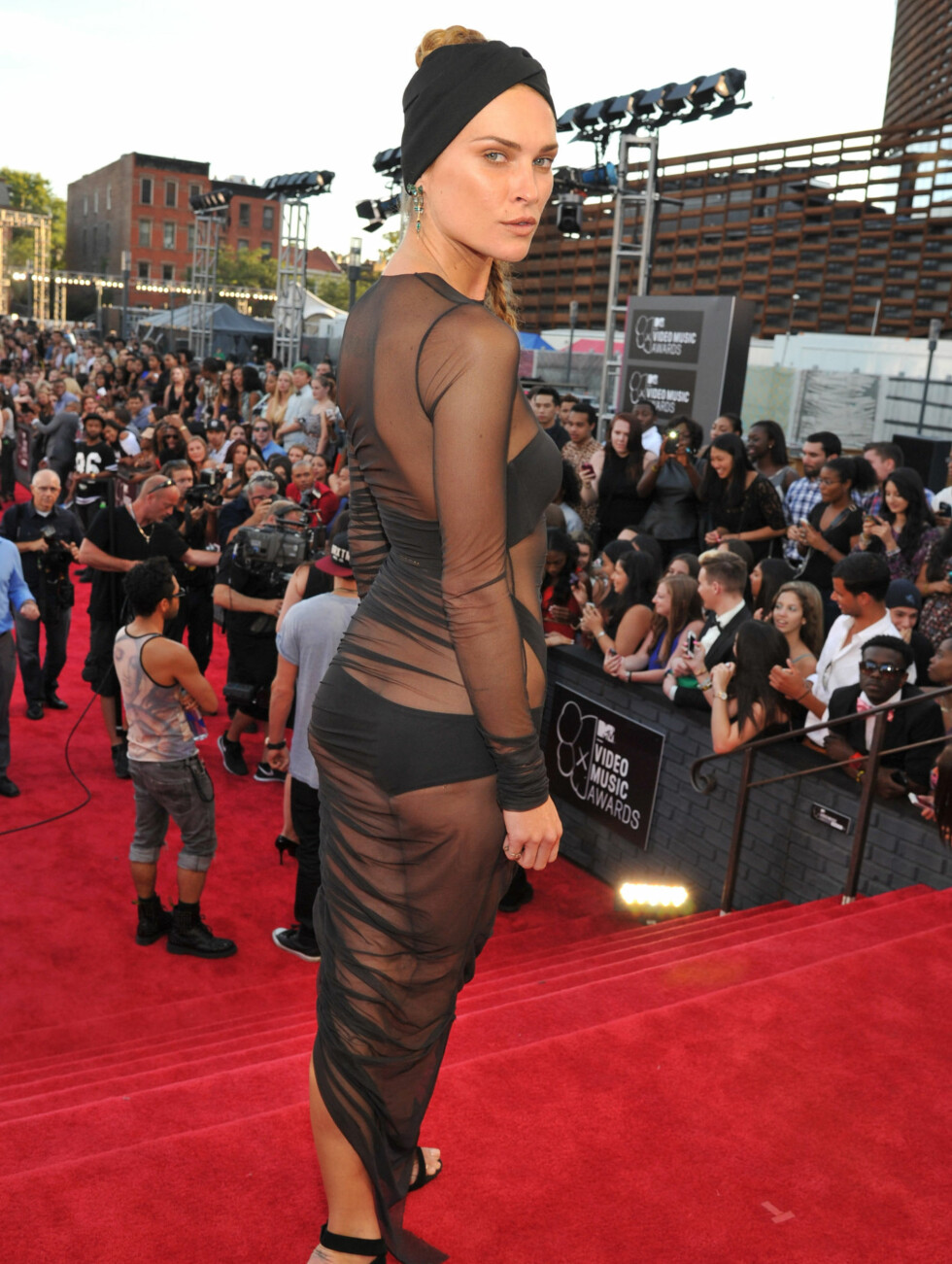 MTV MUSIC VIDEO AWARDS 2013: Erin Wasson Foto: WireImage/Getty Images/All Over Press
