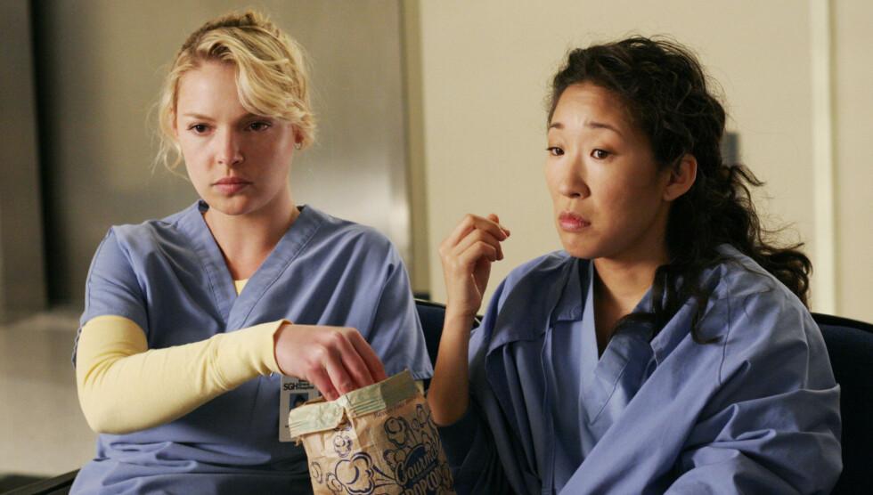 POPULÆR TV-LEGE: I «Grey's Anatomy» har Oh spilt rollefiguren Cristina Yang. Foto: TV 2